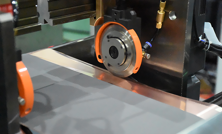 Edge cutting system