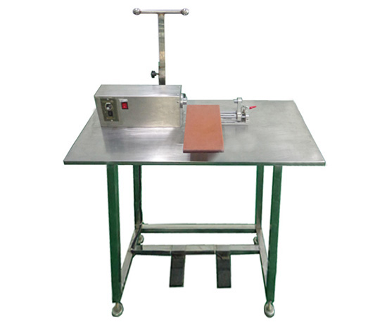 Manual winding machine