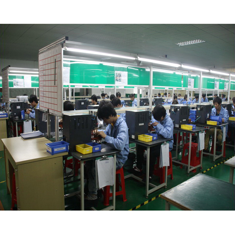 Battery making line for manual line