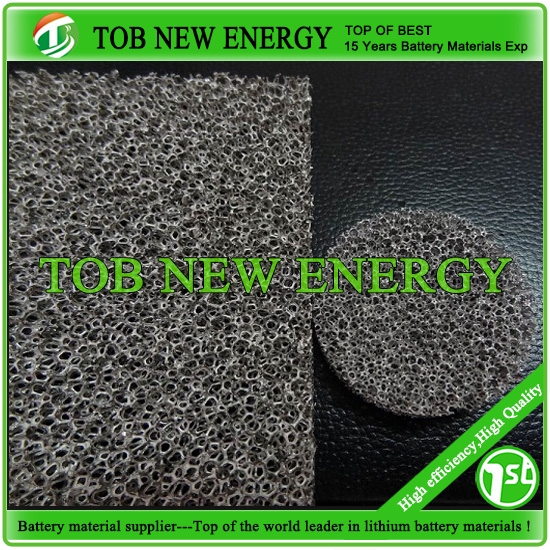 1 5 mm nickel metall schaum f r batterie kathode substrate. Black Bedroom Furniture Sets. Home Design Ideas