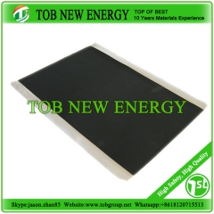 Carbon coated Al foil for