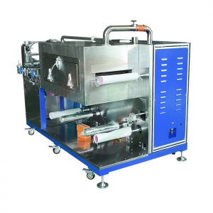 Small Roll to Roll Coating Machine For Battery Electrode